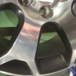 шлифовка литого диска