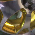 покраска диска в золото