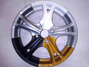 Покраска литых дисков цена