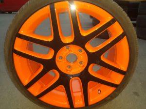 Покраска дисков цена