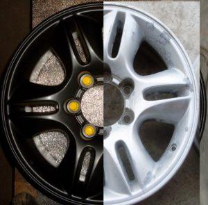 Ремонт и покраска автомобильных дисков