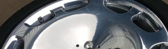 полировка диска